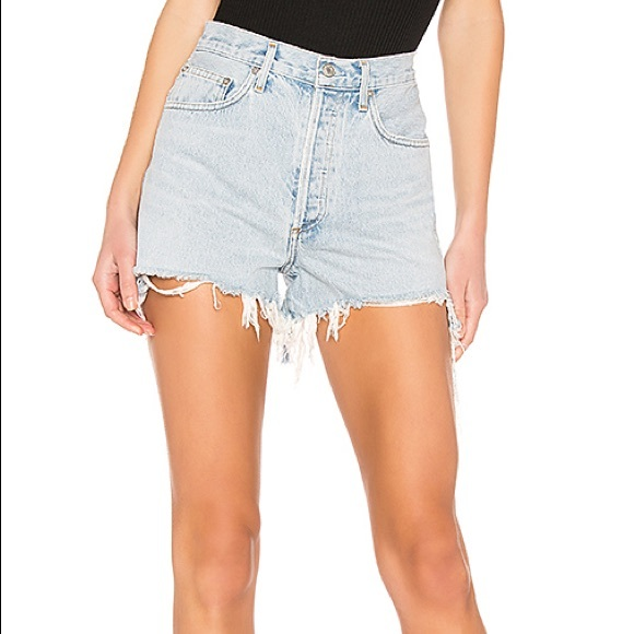 NWT Agolde Dee Shorts